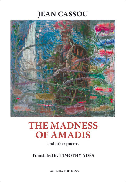 front cover of Jean Cassou, The Madness of Amadis