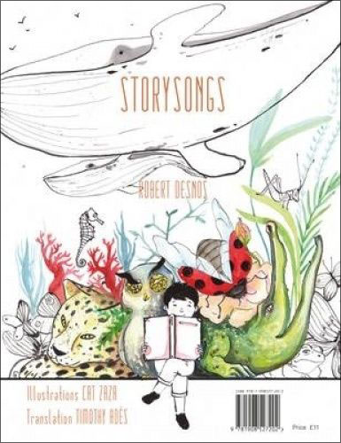 front cover of Storysongs/Chantefables